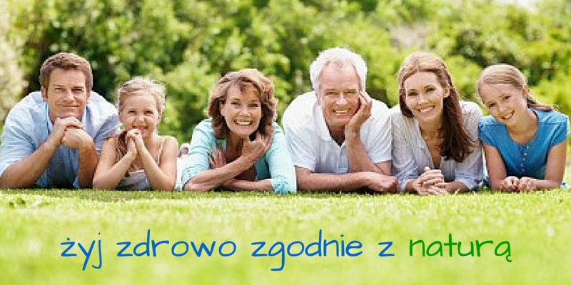 zdrowe życie z rodziną